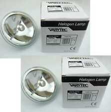 2 Stück VARYTEC 6V / 30W PAR36 Leuchtmittel, G53, VNSP, für Pin-Spot Pinspot NEU