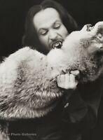 1992 Vintage GARY OLDMAN Dracula By HERB RITTS Vampire & Wolf Horror Photo Art 2