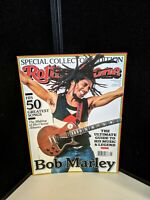 BOB MARLEY Rolling Stone Special Collector's Edition