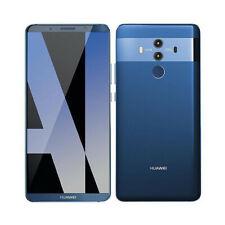 "Huawei Mate 10 PRO 128GB+6GB MonoSim 6"" NUOVO Smartphone OCTA CORE Midnight Blue"