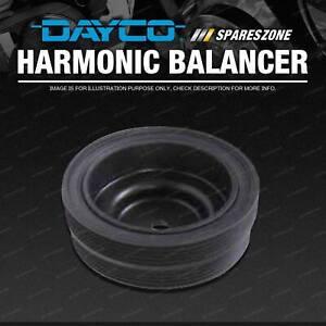 Dayco Powerbond Harmonic Balancer for Mitsubishi Lancer CE Mirage CE