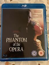 Andrew Lloyd Webbers The Phantom of the Opera (Blu-ray Disc, 2006)