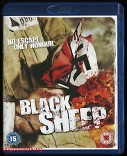 Black Sheep Blu-ray BD by Anchor Bay UK, in Russian with English subtitles WW2