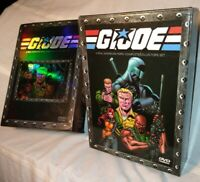 GI Joe A Real American Hero Complete Collectors Dvd Set 17 Disc Rare Classified