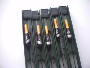 5 x Max Carp Silver Fish Ready To Use Pole Rigs(14). Size 18  Barbless Hook.