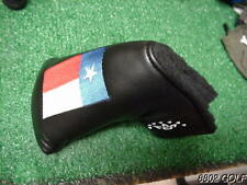 New Titleist Scotty Cameron Custom Texas Flag Mid Mallet Putter Headcover