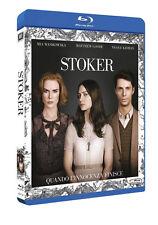 Blu Ray STOKER - (2013) *** Contenuti Speciali *** ......NUOVO
