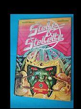 DRUILLET/UMBERTO ECO: Stelle e stellette (1° ed. 1976)