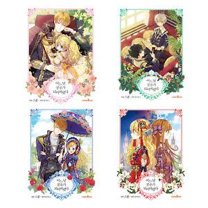Who Made Me a Princess Vol.1-4 Set Korean Comics Tappytoon  Manhwa Manga