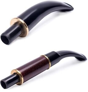 Dr. Watson - Mouthpiece Stem Replacement for Tobacco Pipe, fits 9mm filter
