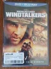 NEW Windtalkers Blu Ray DVD Combo 2 Disc Set 2008 Nicholas Cage