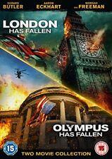 London Has Fallen and Olympus Has Fallen [DVD] [2016][Region 2]
