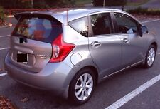 NISSAN VERSA NOTE 2 MK2 FROM 2012 SPOILER ROOF POSTERIORE NEW