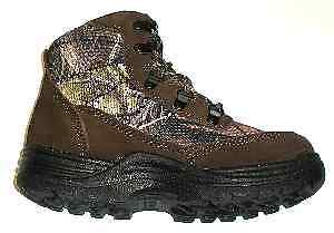 """Lacrosse 541113-2M 7"""" Youth Silencer Scent Hd Boot Size 2 Medium"""