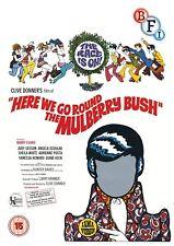Here We Go Round the Mulberry Bush (1968)      **Brand New DVD**