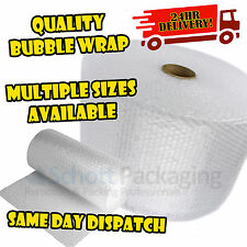 Quality 500mm X 50m Metres Small Bubble Wrap Roll Moving Packing Ce07