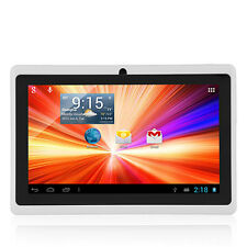"Top ! 7"" Android 4.4 WiFi Tablet(512MB,4GB,A33 Quad Core,Bluetooth,Dual Camera)"