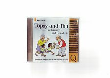 TOPSY AND TIM AT GRANNY AND GRANDPA'S - EDUCATIONAL PC GAME- ORIGINAL JC EDITION