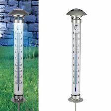 72718 Termometro illuminato 1pz *TERMOMETRO CON LED BLU
