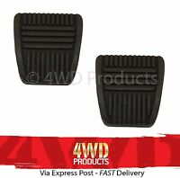 Brake/Clutch Pedal Pad SET for Toyota Hilux LN167 LN174 KZN165 (97-05)