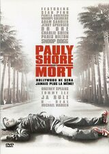 PAULY SHORE EST MORT BRITNEY SPEARS /*/ DVD ACTION NEUF/CELLO