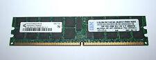 8GB 4x2GB Server RAM Qimonda HYS72T256220HR-5-B - PC2-3200R 400MHz ECC Reg