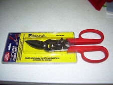"NEW PITTSBURGH 12"" SUPER LARGE POWER SNIPS LEFT CUT 97902 DOUBLE LEVERAGE!"