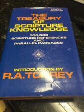 Treasury Of Scripture Knowledge Pdf