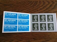 Royal Mail Stamp Booklet NA1 July 2002