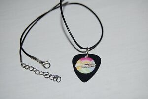 Pink Floyd 'Wish You Were Here' Guitar Pick/Plectrum Necklace/Pendant