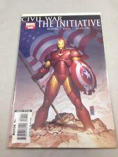 Civil War The Initiative #1 NM Unread Marvel Comics Iron Man Avengers