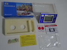 "Nintendo GAME & WATCH "" MANHOLE "" New Wide Screen G&W 1983"