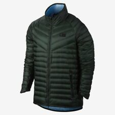Nike Manchester City Down Jacket Dark Green Field blu taglia media 874742-336