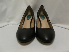 Fitzwell  womens shoe Black 7.5M Leather uppers