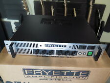 Fryette TWO/FIFTY/TWO tube power amp (Near Mint)