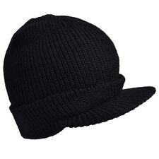 Gorras y sombreros de niño negro