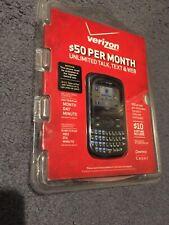 Brand New - Pantech Caper - Black Prepaid  (Verizon) Cellular Phone