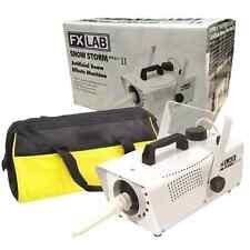 FXLab Snow Storm II Snow Machine Artificial Snowflake Blizzard 600w Inc FREE Bag