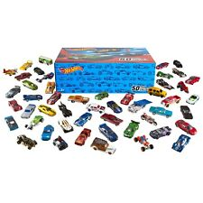 Hot Wheels 50-Car Gift Pack TOY 1:64 Scale (Styles May Vary) NEW FREE SHIPPING