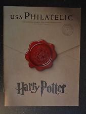 2014 USA Philatelic - Harry Potter Cover - Volume 19 Quarter 1 magazine brochure