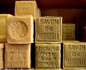 Savon de Marseille Traditional 300g French Cube Handmade Soap