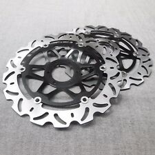 Front Brake Disc Rotors Fit For Honda CBR1100XX 99-08 CB1100 SF 2000-2003 CB1300