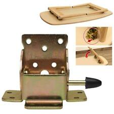 Metal Locking Folding Table Chair Leg Brackets Cabinet Hinges Hardware Tools