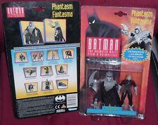 FIGURE COMICS VINTAGE BATMAN ANIMATED MOVIE-PHANTASM PHANTOM GHOST MASK girl,bat
