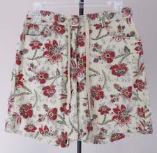 Jones New York Sport Women's Multi-Colored Floral Pattern Shorts Size 6