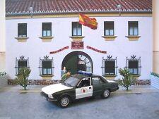 """Diorama 1/43 """"Cuartel Guardia civil (II)"""""""