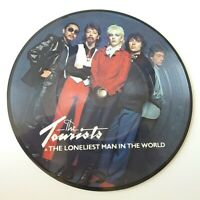 """The Tourists - Loneliest Man In The World - Vinyl 7"""" Picture Disc Single EX+"""