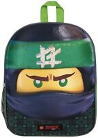 Lego Ninjago Lloyd Backpack for Boy Back to School in Style 3D Travel School Bag