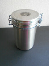 Starbucks Brushed Stainless Steel Coffee Canister