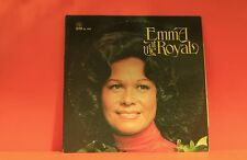 EMMA VEARY - EMMA AT THE ROYALS - HAWAIIAN - LEHUA 1976 - LP VINYL RECORD -V